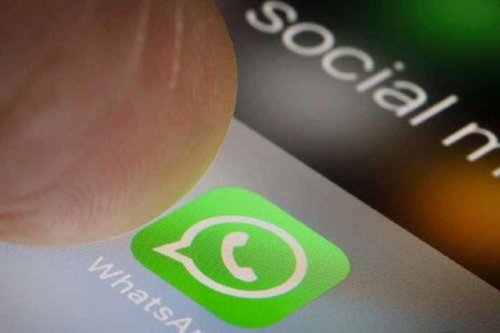 नए नियम लागू होने पर भारत छोड़ सकता है WhatsApp- India TV