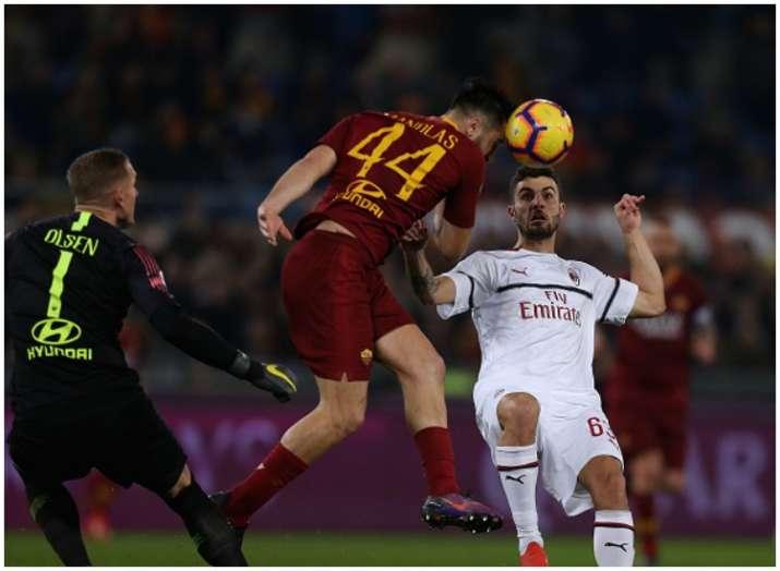 इटली लीग: एएस रोमा और...- India TV