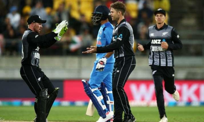 New Zealand Team- India TV