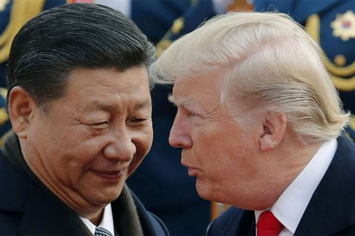 China trade talks going 'very well', says Donald Trump | AP File- India TV
