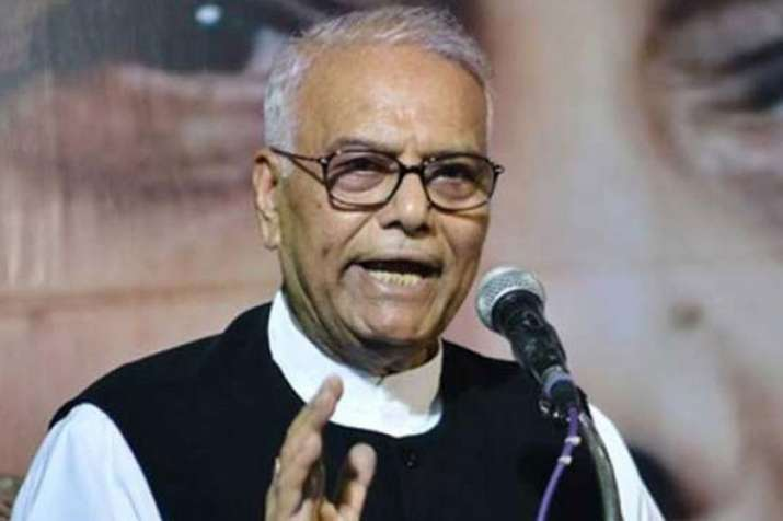 Mahagathbandhan will be reality only if Opposition parties decide on seat sharing, says Yashwant Sin- India TV