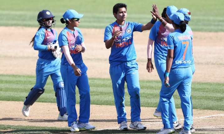 Indian Women's Cricket Team- India TV