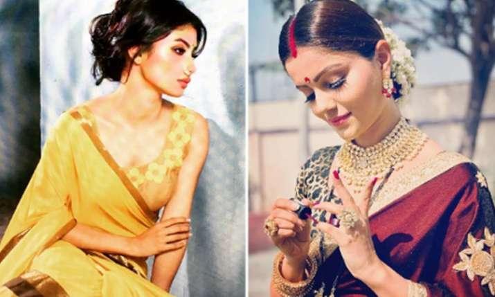 मौनी-रुबीना- India TV