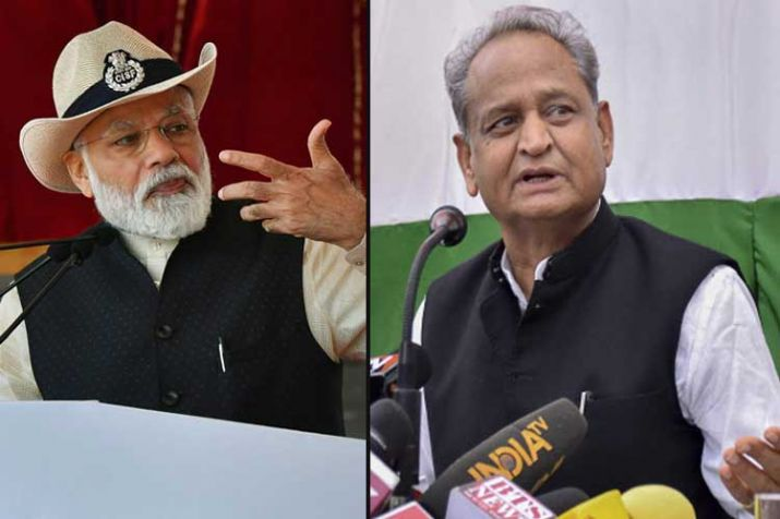 No elections in India if Modi re-elected, country may go China, Russia way: Ashok Gehlot- India TV
