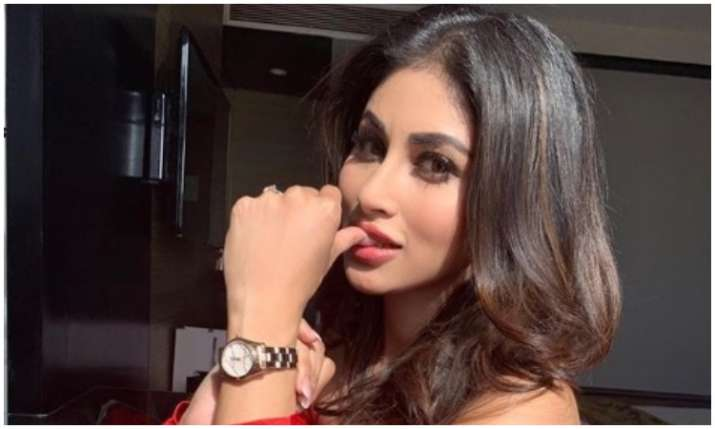 Mouni Roy- India TV