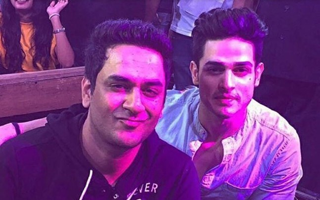 vikas gupta and priyank sharma- India TV