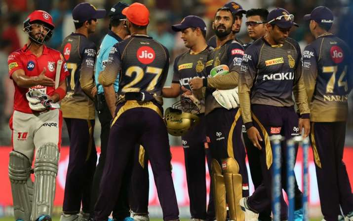 IPL 2019: Clinical KKR beat KXIP by 28 runs- India TV