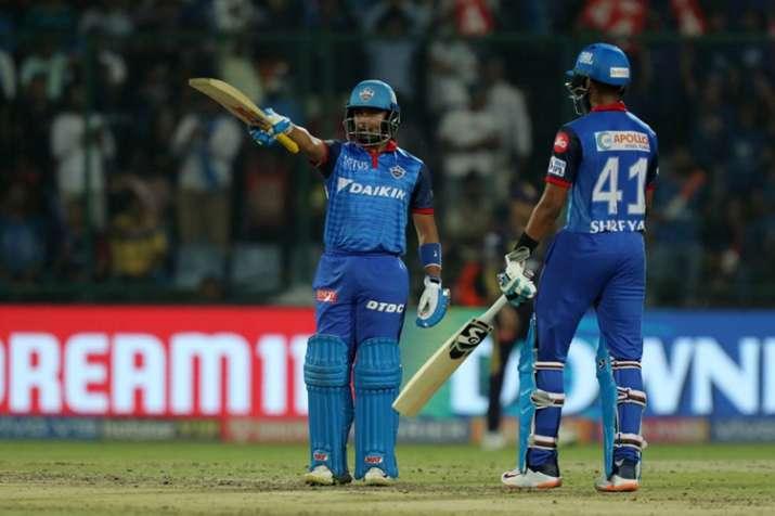 लाइव क्रिकेट मैच स्कोर, दिल्ली कैपिटल्स बनाम कोलकाता नाइट राइडर्स, लाइव ब्लॉग IPL 2019 DC vs KKR- India TV