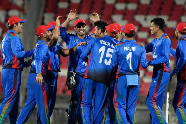 Afghanistan Announce 15 Member Team For World Cup 2019- India TV