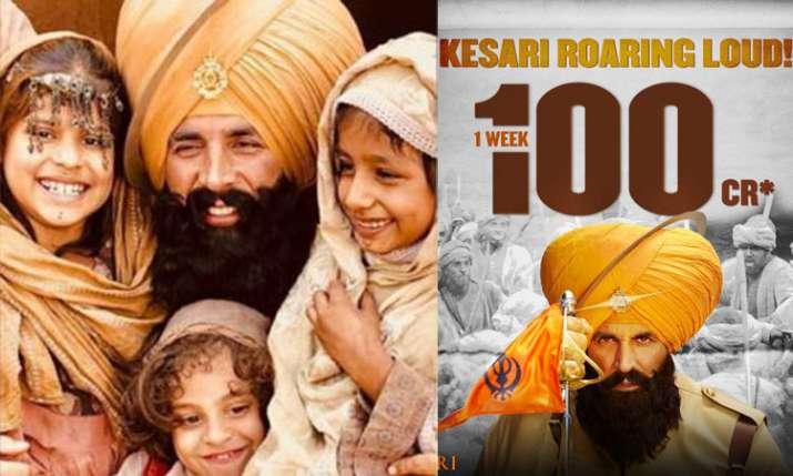 Kesari Box Office Collection- India TV