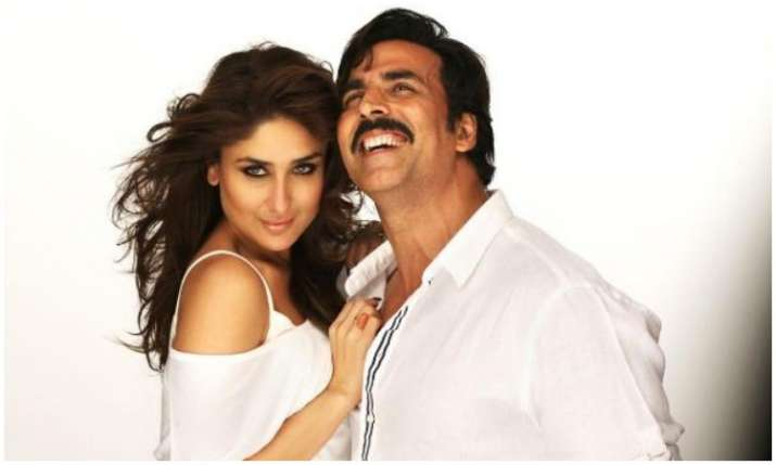 Kareena kapoor and akshay kumar- India TV