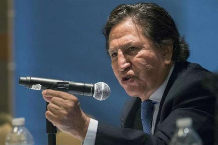 Ex-Peru president Alejandro Toledo arrested in California drunkenness case | AP File- India TV