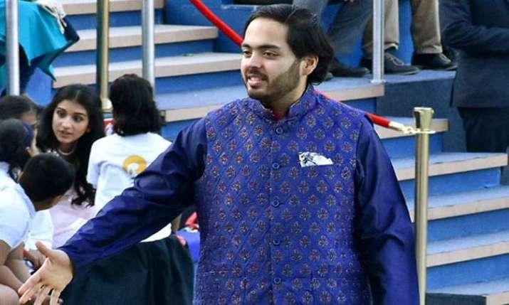 Anant Ambani- India TV Paisa