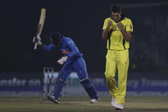 5th ODI: ऑस्ट्रेलिया ने रचा इतिहास, दस साल बाद भारत में जीती वनडे सीरीज - India TV