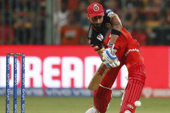 IPL 2019: अंपायर के गलत फैसले पर भड़के विराट कोहली- India TV