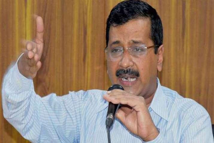 Arvind Kejriwal File Photo- India TV
