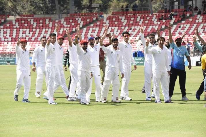 देहरादून टेस्ट: अपने दूसरे ही टेस्ट मैच में अफगानिस्तान ने दर्ज की ऐतिहासिक जीत, हासिल की बड़ी उपलब्- India TV