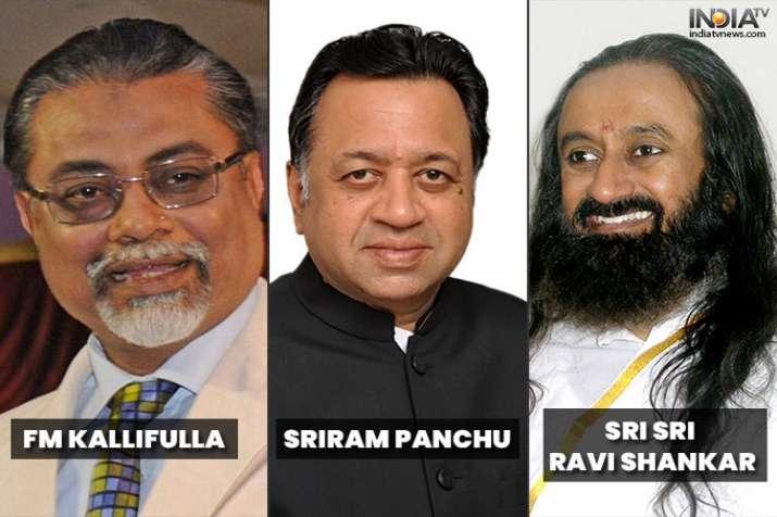 Mediators In Ayodhya case- India TV