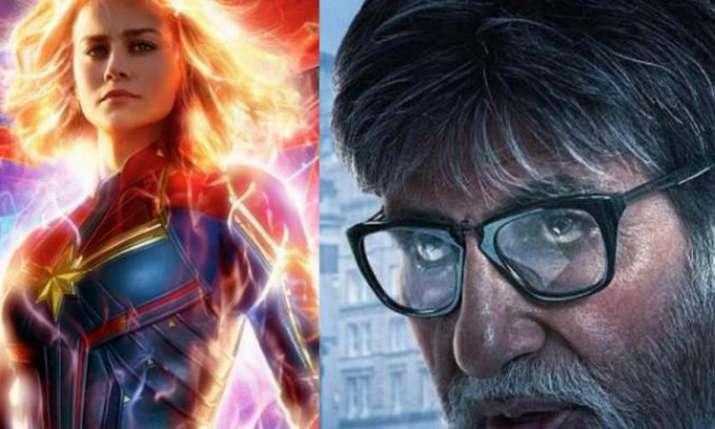 Badla, Captain Marvel- India TV