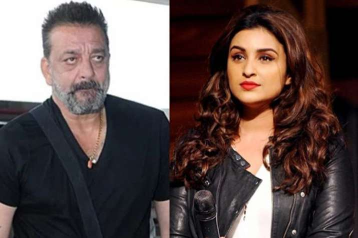 Sanjay Dutt, Parineeti Chopra,- India TV