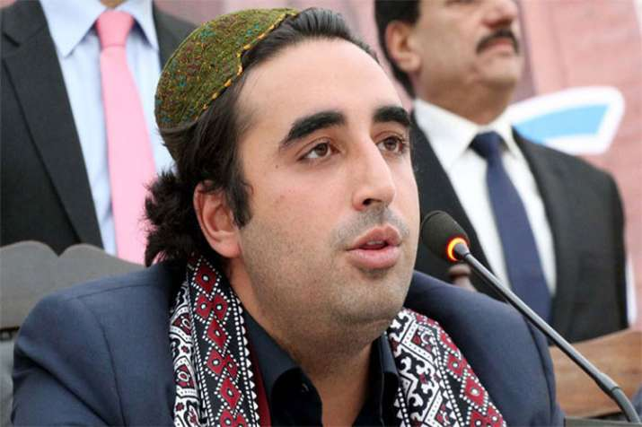 Bilawal Bhutto Questions his government on early release of Indian Pilot Abhinandan- India TV