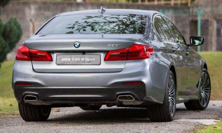 BMW 530i M Sport- India TV Paisa