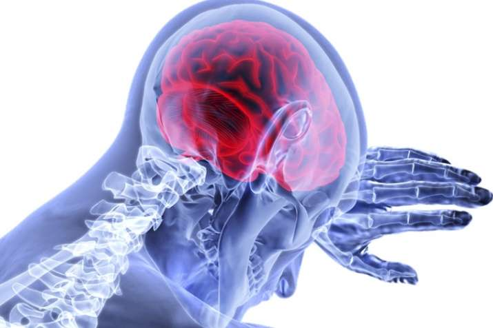 Brain Hemorrhage- India TV