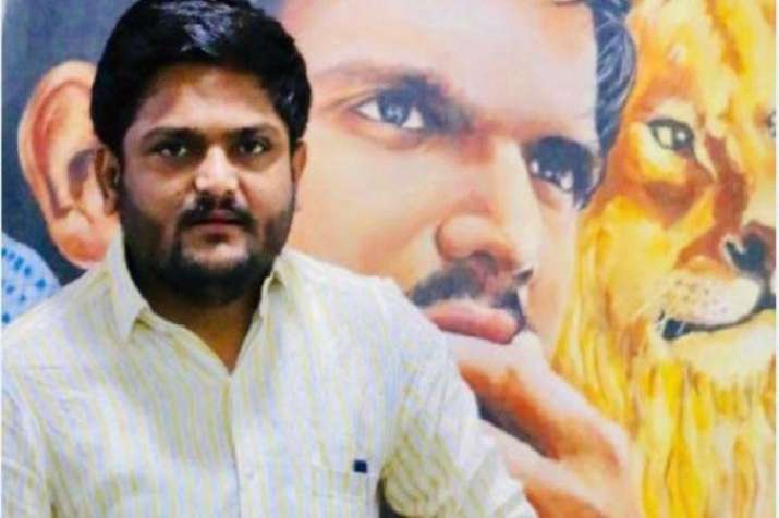Hardik Patel (File Photo)- India TV