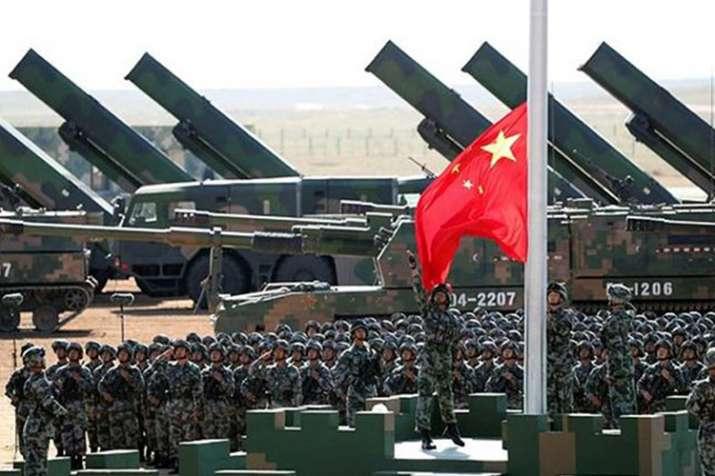 चीन ने अपने रक्षा बजट को साढ़े सात प्रतिशत बढ़ाकर 177.61 अरब डॉलर किया - India TV
