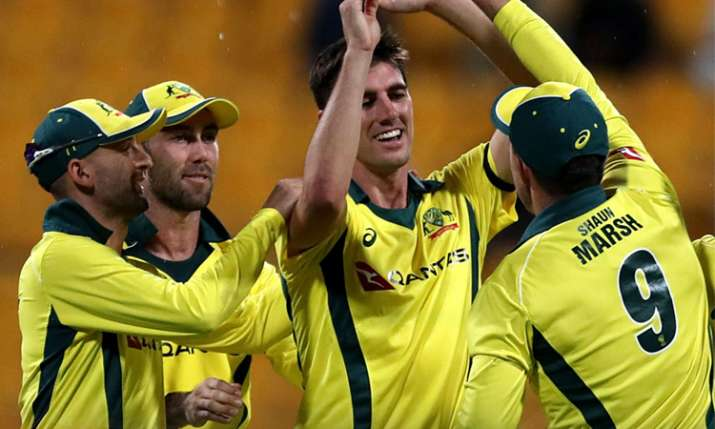 Australia equals 22-year record by putting hat-tricks against India-Pakistan in odi- India TV