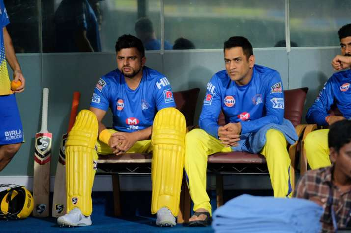 no one can beat ms dhoni to making strategy- suresh raina- India TV