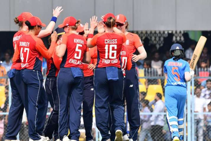 INDW vs ENGW: India beat by 1 run, England 3-0 to clean sweep- India TV