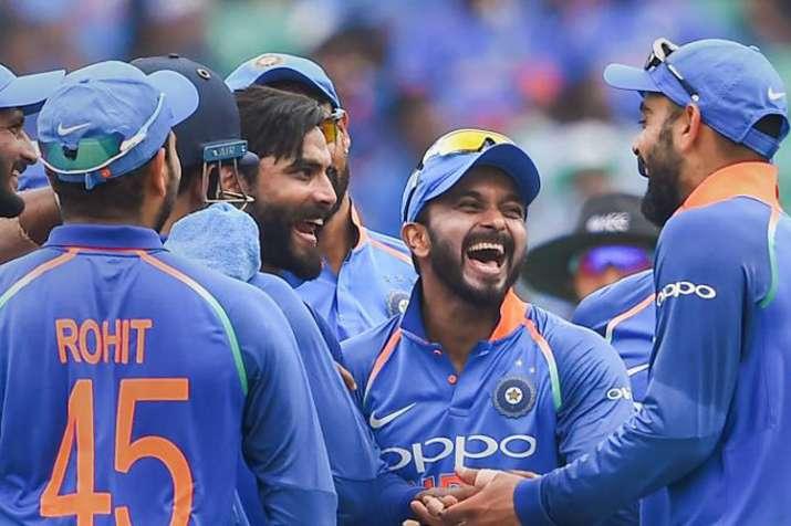 ICC ODI Rankings: कोहली और बुमराह नंबर वन पर बरकरार, केदार जाधव ने हासिल की करियर बेस्ट रैकिंग- India TV