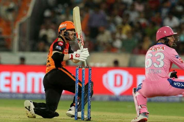आईपीएल 2019 SRH vs RR Highlighst: संजू सैमसन (102*) के शतक पर भारी डेविड वॉर्नर (69) और जॉनी बेयरेस्- India TV