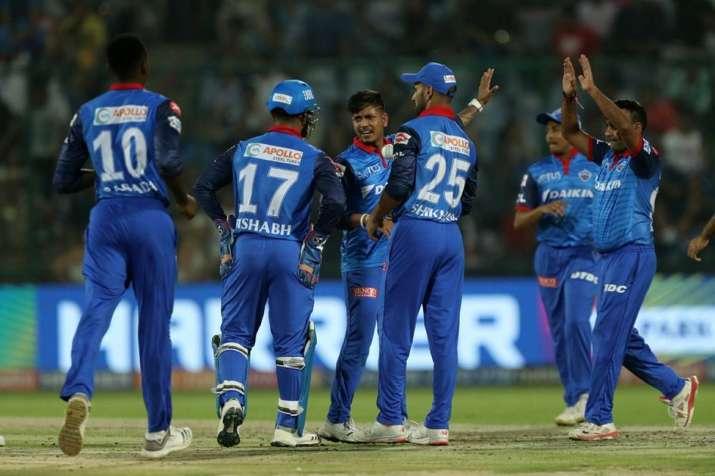 लाइव क्रिकेट मैच स्ट्रीमिंग एंड लाइव स्कोर IPL 2019, दिल्ली कैपिटल्स बनाम कोलकाता नाइट राइडर्स DC vs- India TV