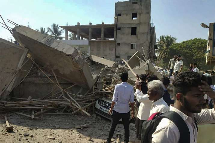 Karnataka building collapse: 3 dead, 56 rescued in Dharwad | PTI- India TV