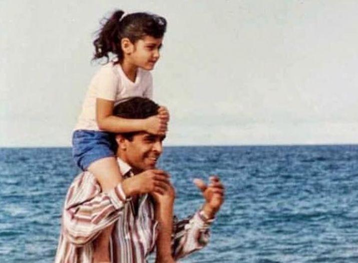 Throwback picture of Fatima sana sheikh- India TV