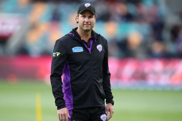 Adam Griffith became Australian bowling coach- India TV
