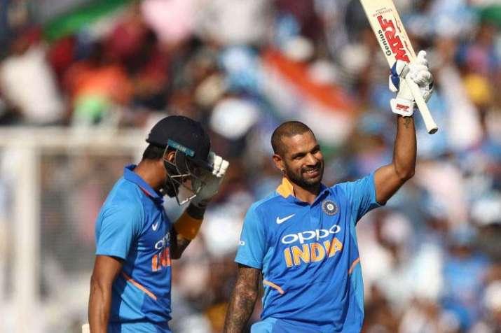 4th ODI: गब्बर-हिटमैन की जोड़ी ने मोहाली में की रिकॉर्ड्स की बारिश, धवन ने बनाया अपना बेस्ट स्कोर- India TV