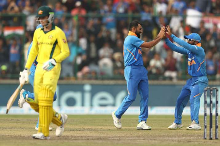बीसीसीआई के सामने झुका ऑस्ट्रेलियाई क्रिकेट बोर्ड! तय कार्यक्रम के मुताबिक वनडे सीरीज के लिए भारत आए- India TV