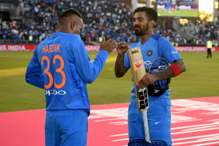 BCCI wants Hardik Pandya-KL Rahul chapter to end with 2019 World Cup on mind- India TV