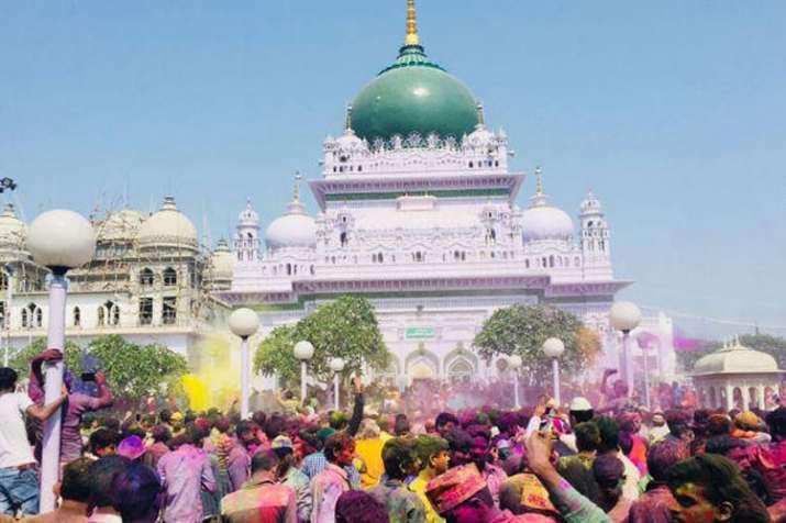 haji waris ali shah dargah dewa barabanki- India TV