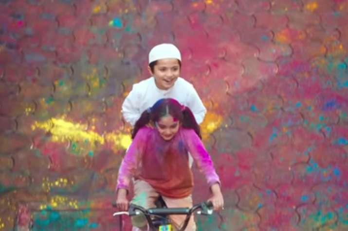 Holi surfexcel- India TV