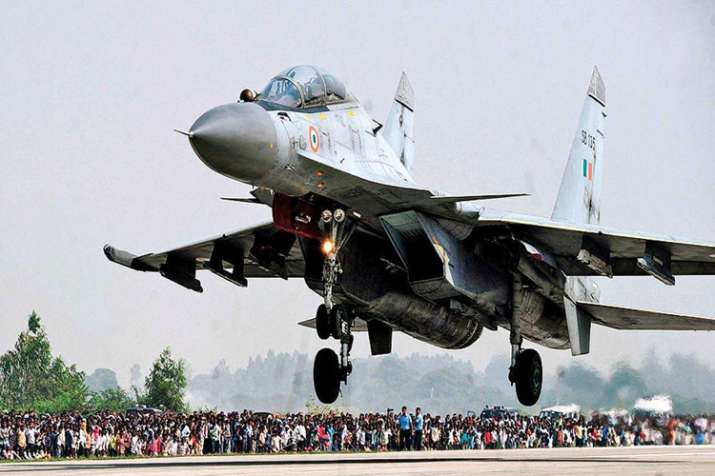 IAF to arm Sukhoi Su-30s with Spice-2000 bombs used to destroy JeM camps in Balakot air strike- India TV