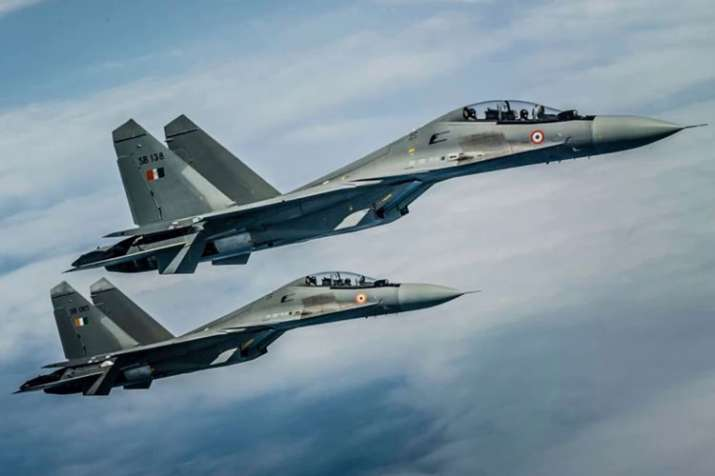 IAF carries out major readiness exercise near Pak border in J-K, Punjab- India TV