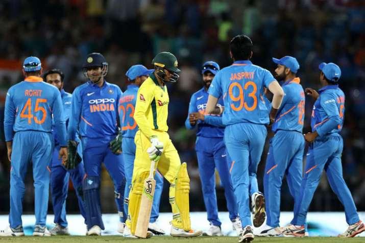 लाइव क्रिकेट स्कोर, भारत बनाम ऑस्ट्रेलिया 2nd ODI- India TV