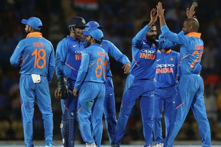 India vs Australia 2019- India TV