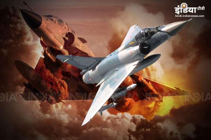 Balakot Airstrike- India TV