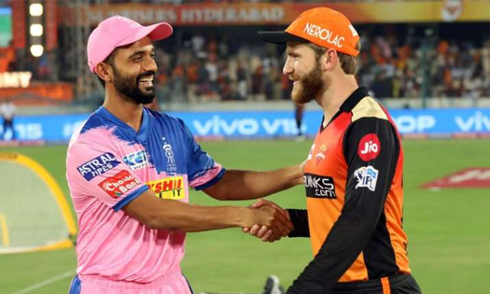 लाइव क्रिकेट मैच स्ट्रीमिंग, IPL 2019, SRH vs RR, Match 8 Live Cricket Streaming on Hotstar: कब, कहा- India TV