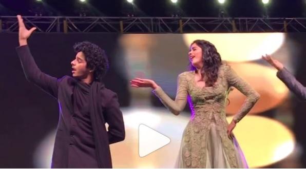 ishaan khattar and janhvi kapoor- India TV